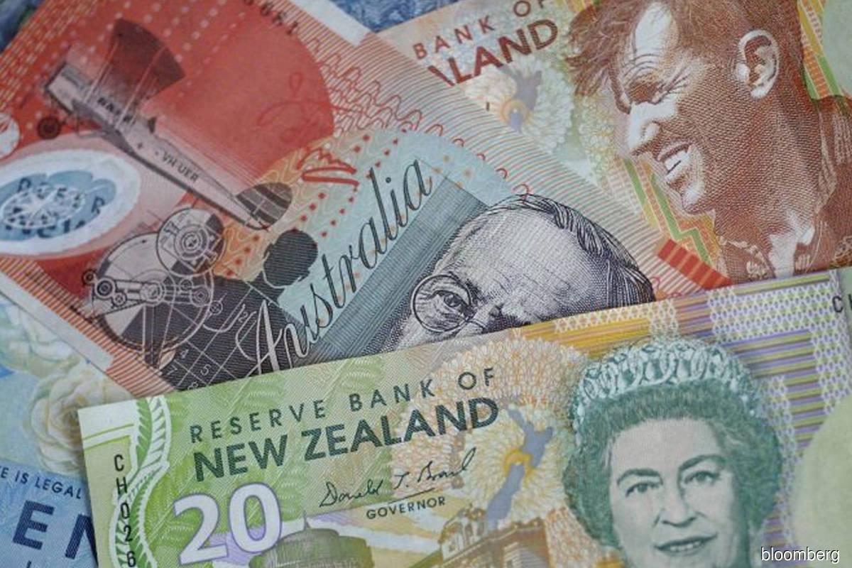 Australia, NZ dollars dodge bears for now, bonds mauled