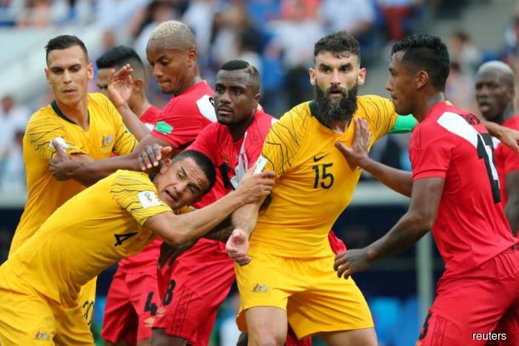 With Russia behind them, Australia must hunt for a natural goalscorer