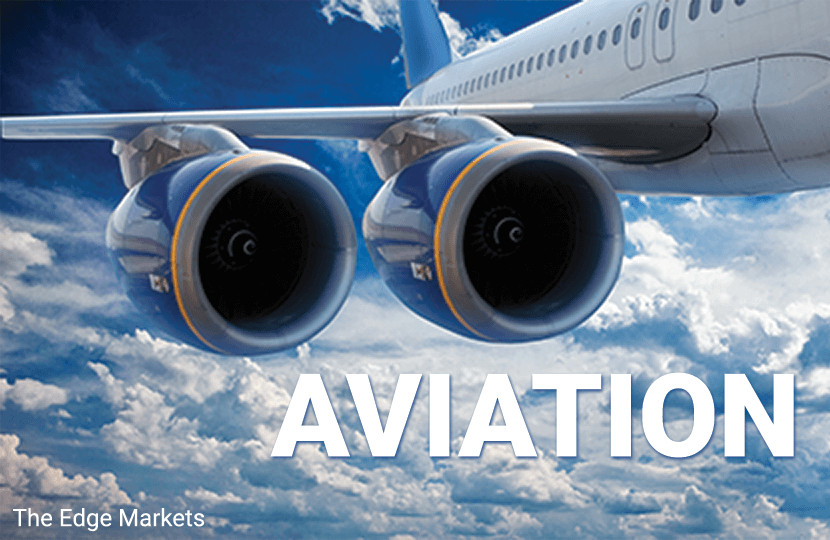 Aviation-related stocks soar on positive outlook