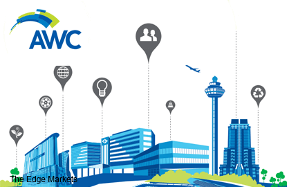 AWC falls on profit-taking after winning KL118 subcontract