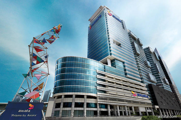 Axiata falls 7.10% after slipping into the red in 1Q