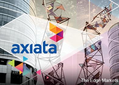 Axiata 2Q net profit up 34.2%, declares 8 sen dividend