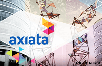 Axiata's FY15 net profit up at RM2.55b, plans 12 sen dividend