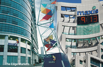 Maxis, Axiata among top gainers with EPF boost and spectrum reallocation advance talks