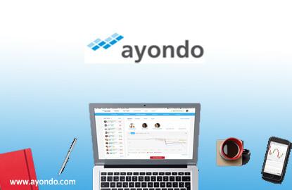 SGX-bound ayondo acquires Tradehero