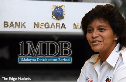 阿莎丽娜:没必要公开总检察署的1MDB报告