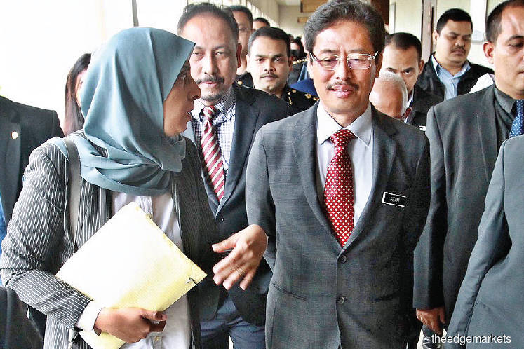 Azam: Alleged transactions, bank accounts mentioned in video do not exist