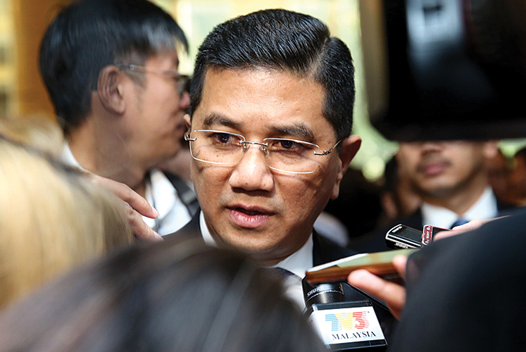 PH Govt 'quite optimistic' of achieving 4.9% GDP growth in 2019 — Azmin