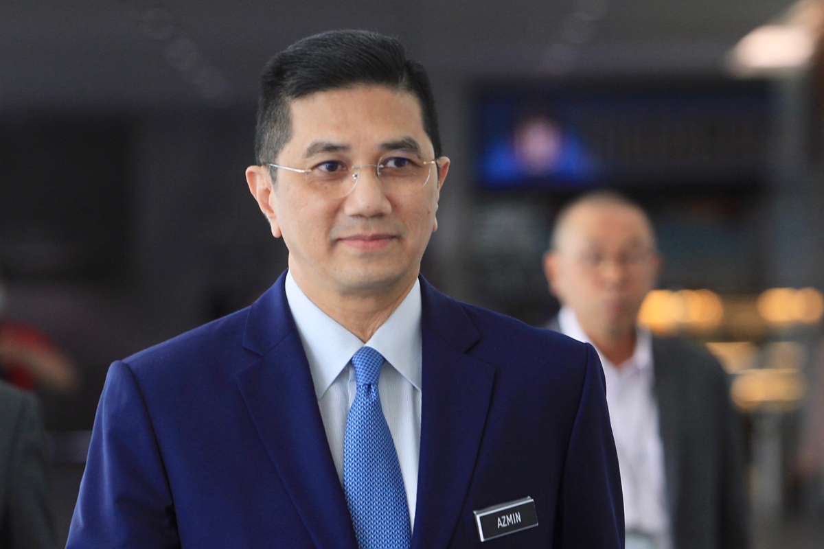 World Bank, IMF's GDP projection reflects investor confidence in Malaysia is restored — Azmin