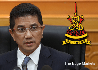 Malay Rulers' 1MDB reminder 'a guiding light' - Selangor Chief Minister Azmin Ali