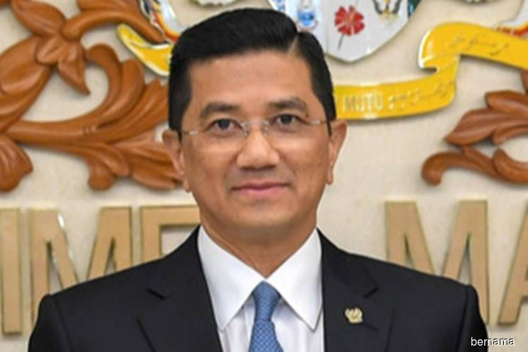 Rajawali blocking Felda from exercising put option in Eagle High deal — Azmin Ali