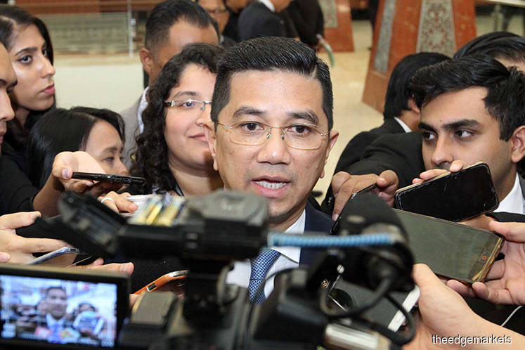 'BN MPs met with Azmin to seek higher allocation'