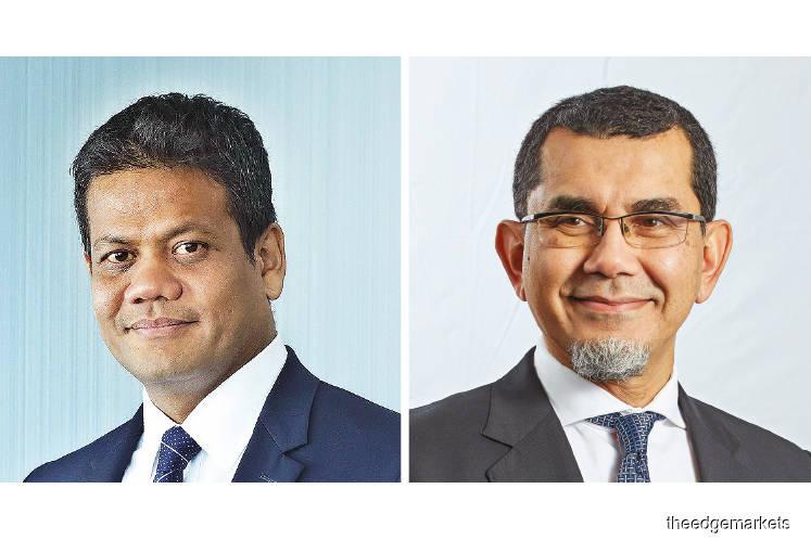 Azrul Osman Rani made new PetDag MD and CEO as Syed Zainal steps down