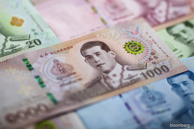 Baht gives up Asia's top currency seat amid political gridlock