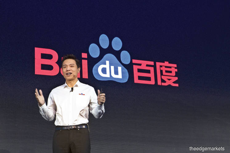 Tech: The rise and fall of Chinese search engine giant Baidu