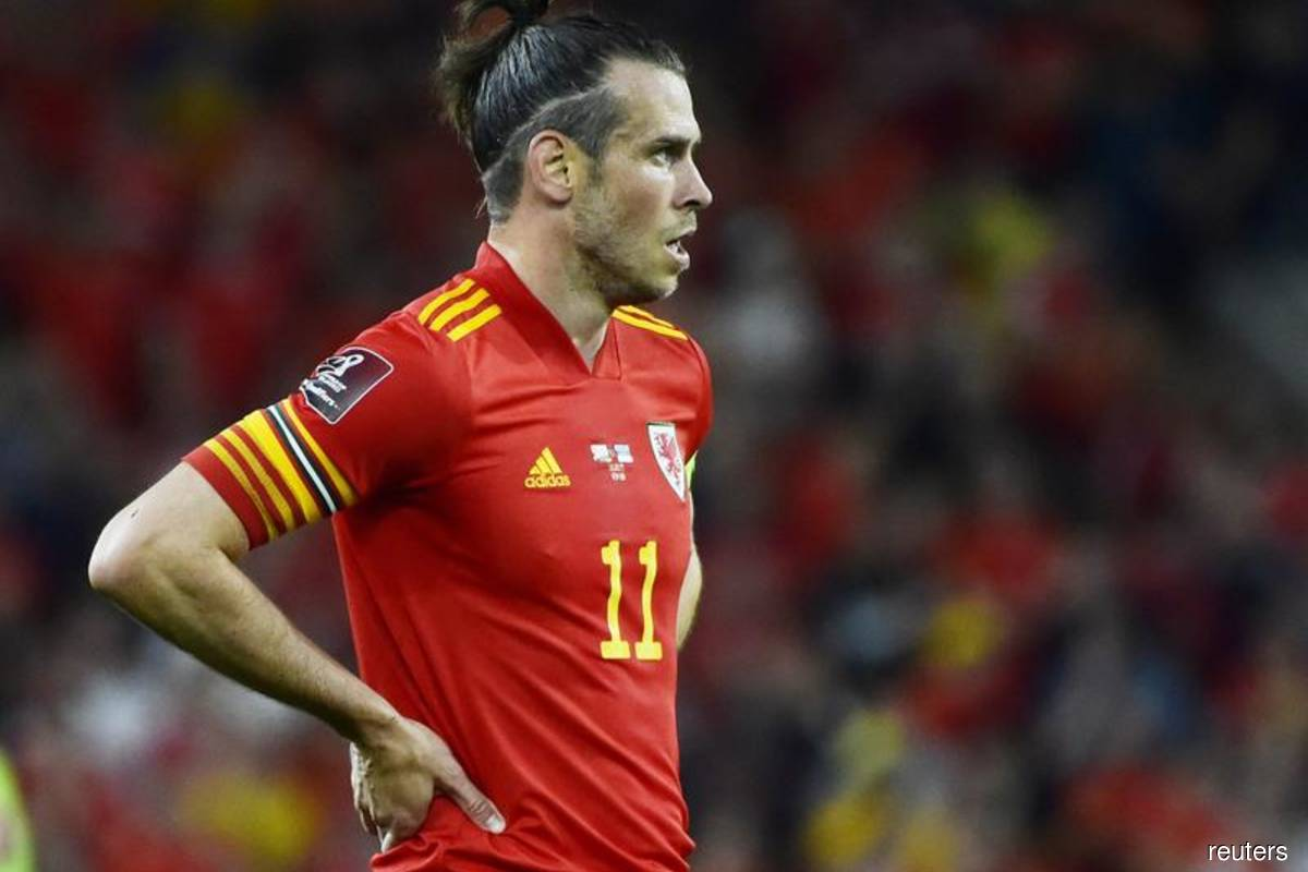 Injured Bale to miss Wales World Cup qualifiers