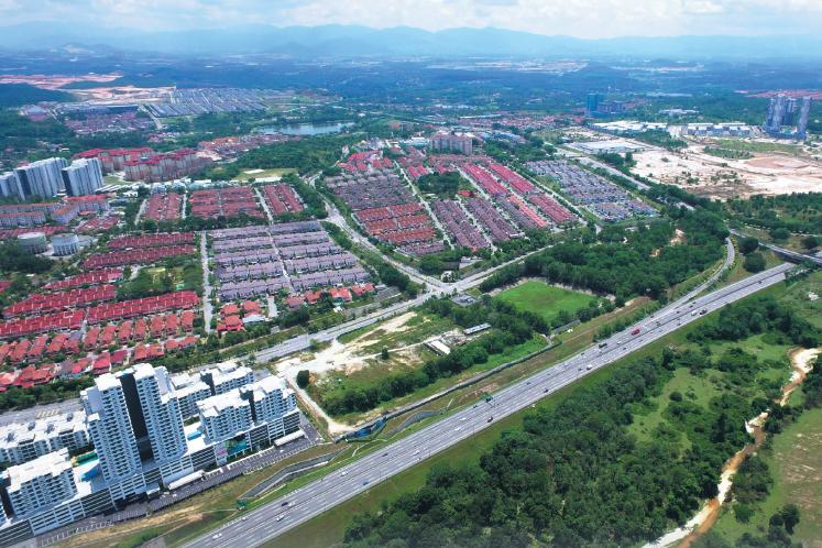 Building a presence that is Bandar Seri Putra