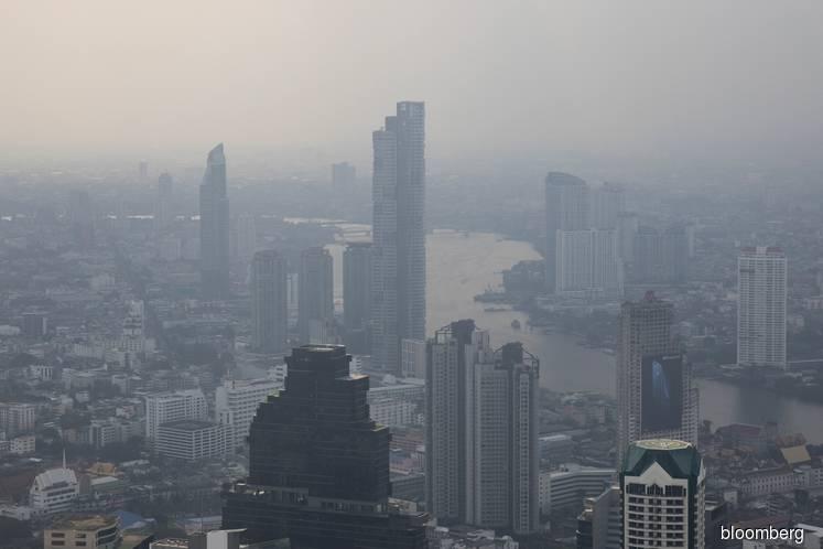Bangkok, world's most-visited city, faces toxic smog battle