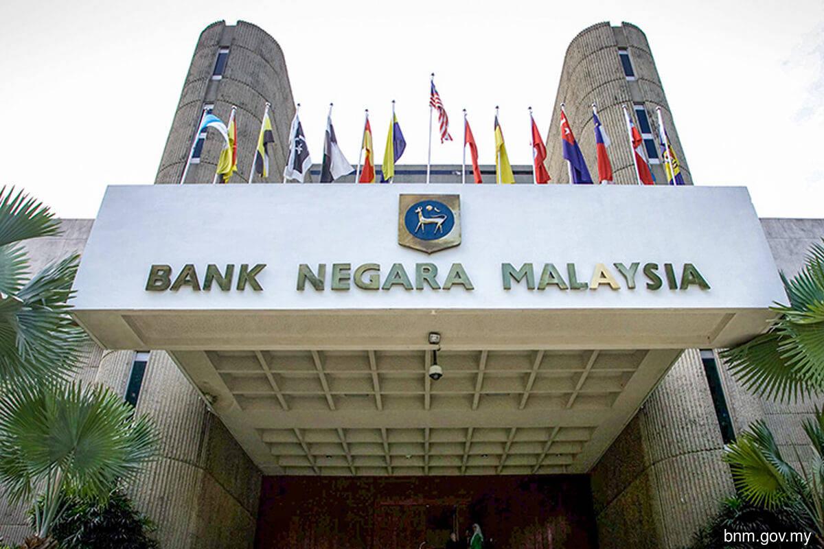 Bank Negara's international reserves rise to US$104.8b as at Sept 15