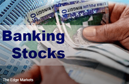 Banking stocks fall after OPR cut although analysts maintain rating