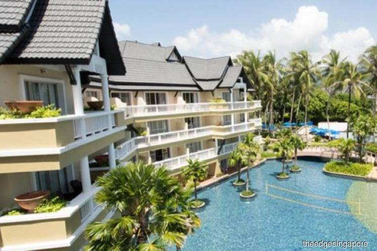 Banyan Tree to acquire remaining stake in Laguna Resorts & Hotels for THB 40 a share