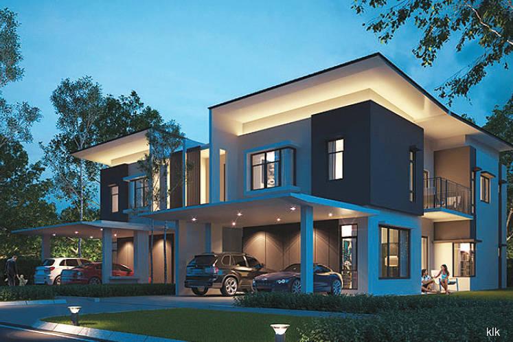 KL Kepong property