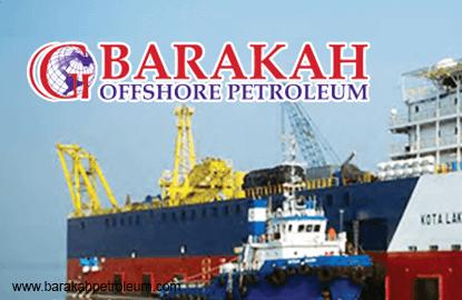 Barakah bags RM12.3m job to build scraper station