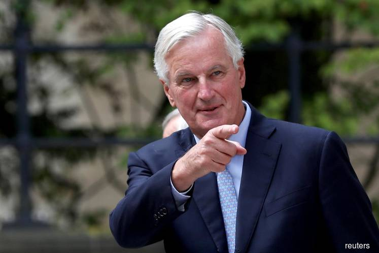 EU still awaits 'legal and operational' Brexit ideas from UK — Barnier
