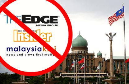 The Edge、《大马内幕者》和当今大马记者被禁止采访内阁改组记者会