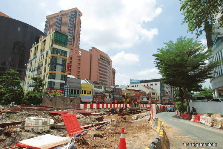 Streetscapes: A Bukit Bintang street transformed by redevelopment
