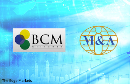 M&A Securities underwrites 31 mil new shares in BCM Alliance's IPO