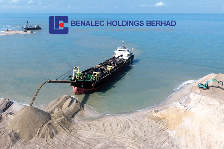 Benalec to dispose of two sand carrier vessels worth RM15.8m