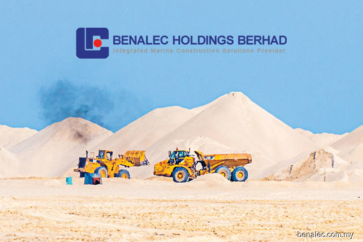 Benalec falls 3.45% after calling off Melaka land sale