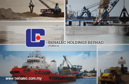 Benalec's 1Q net profit jumps 356% on land disposal