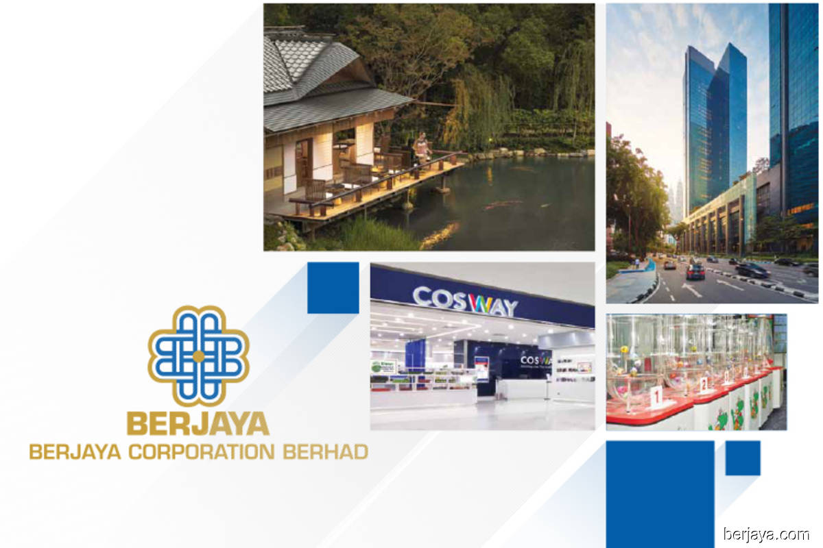 Berjaya Corp falls as much as 10.23% after Vincent Tan redesignated as non-executive chairman