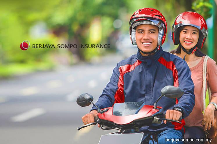 Berjaya Sompo partners iMotorbike to expand reach in motorcycle insurance segment