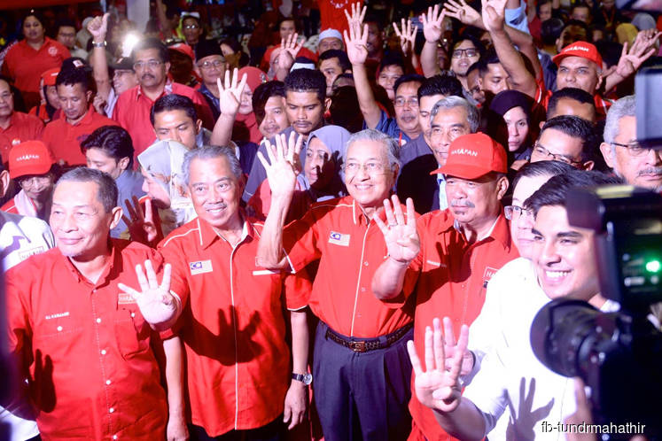 A polls defeat and the Bersatu story