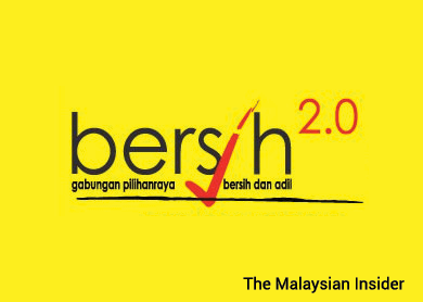 Clean up bill served, minister threatens to dump rubbish outside Bersih office next time