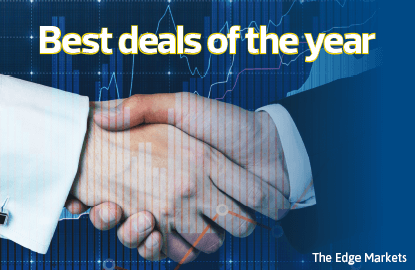 Best deals of the year: Best IPO: Notable Mentions: Long-awaited listing of Malakoff