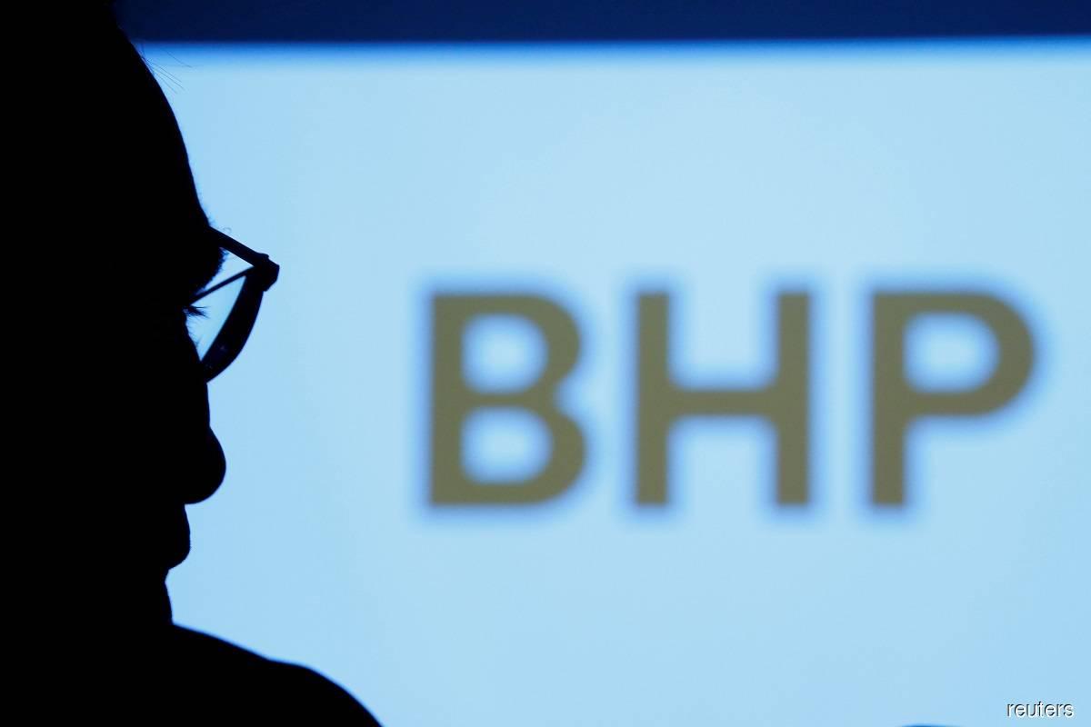 BHP signs partnership deal with billionaire-backed AI explorer KoBold