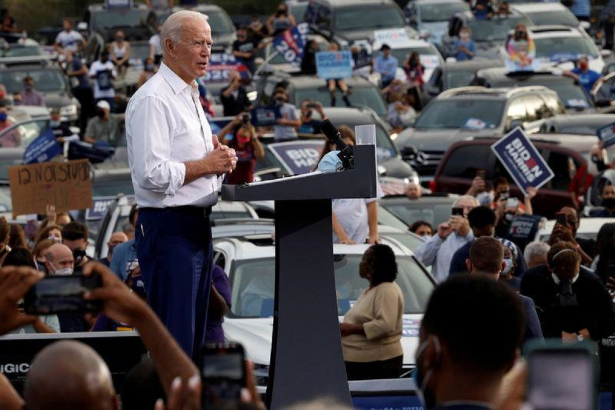 Biden, if elected, would consult allies on future of US tariffs on China — advisers