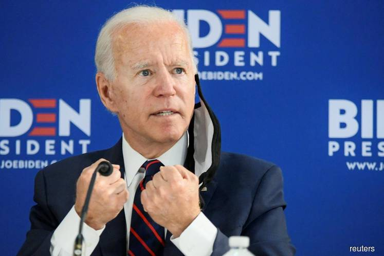 Biden opens 13-point advantage as Trump popularity drops to seven-month low