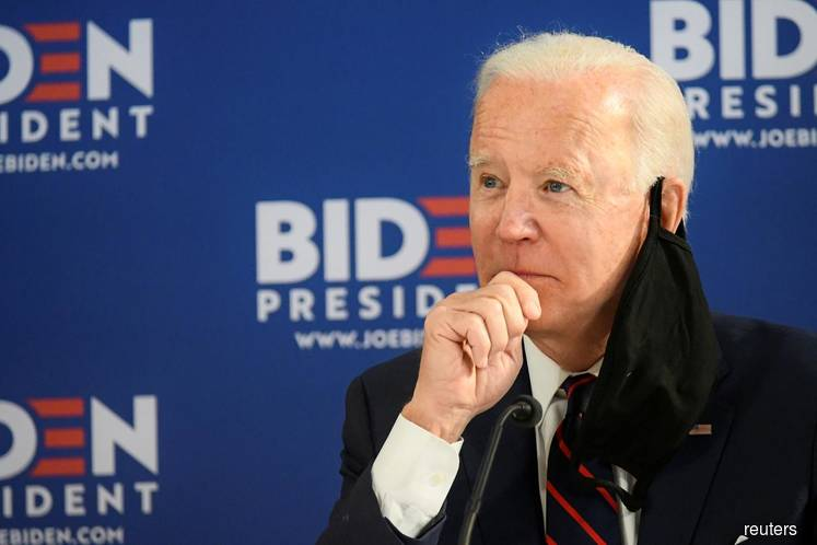 U.S. presidential candidate Biden scores best fundraising month ever in May