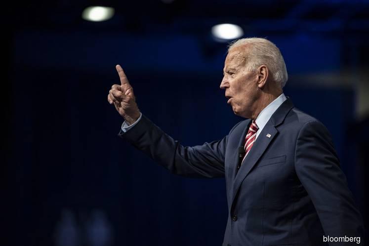 Biden Polls in Top Spot in South Carolina