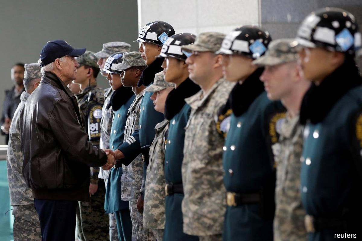 Biden on North Korea: Fewer summits, tighter sanctions, same standoff
