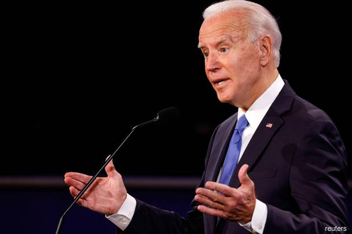 Biden campaign outraised Trump in early October