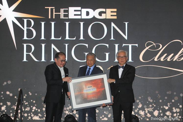 Tun M: Private sector needs to step up and invest more