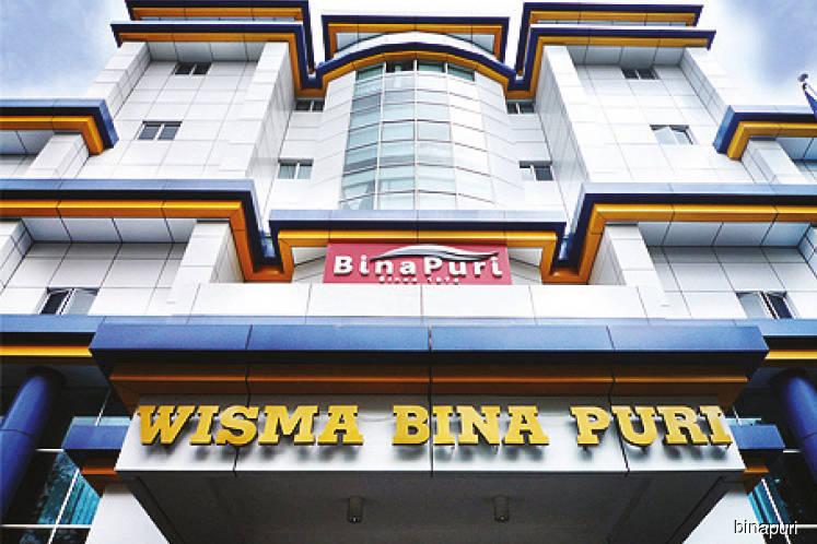 Bina Puri mulls cash call of up to RM40m