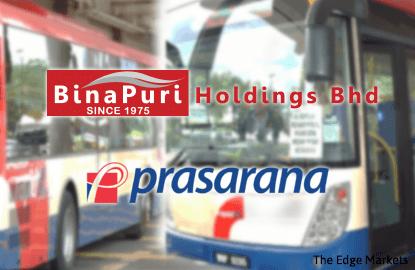 Bina Puri, Prasarana JV to build KK BRT