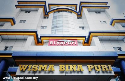 Bina Puri, Cahya Mata Sarawak rise on landing Pan Borneo Highway job